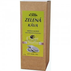 BIO Zelená káva POD E.S.E....
