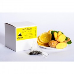 Rooibos zázvor a citrón